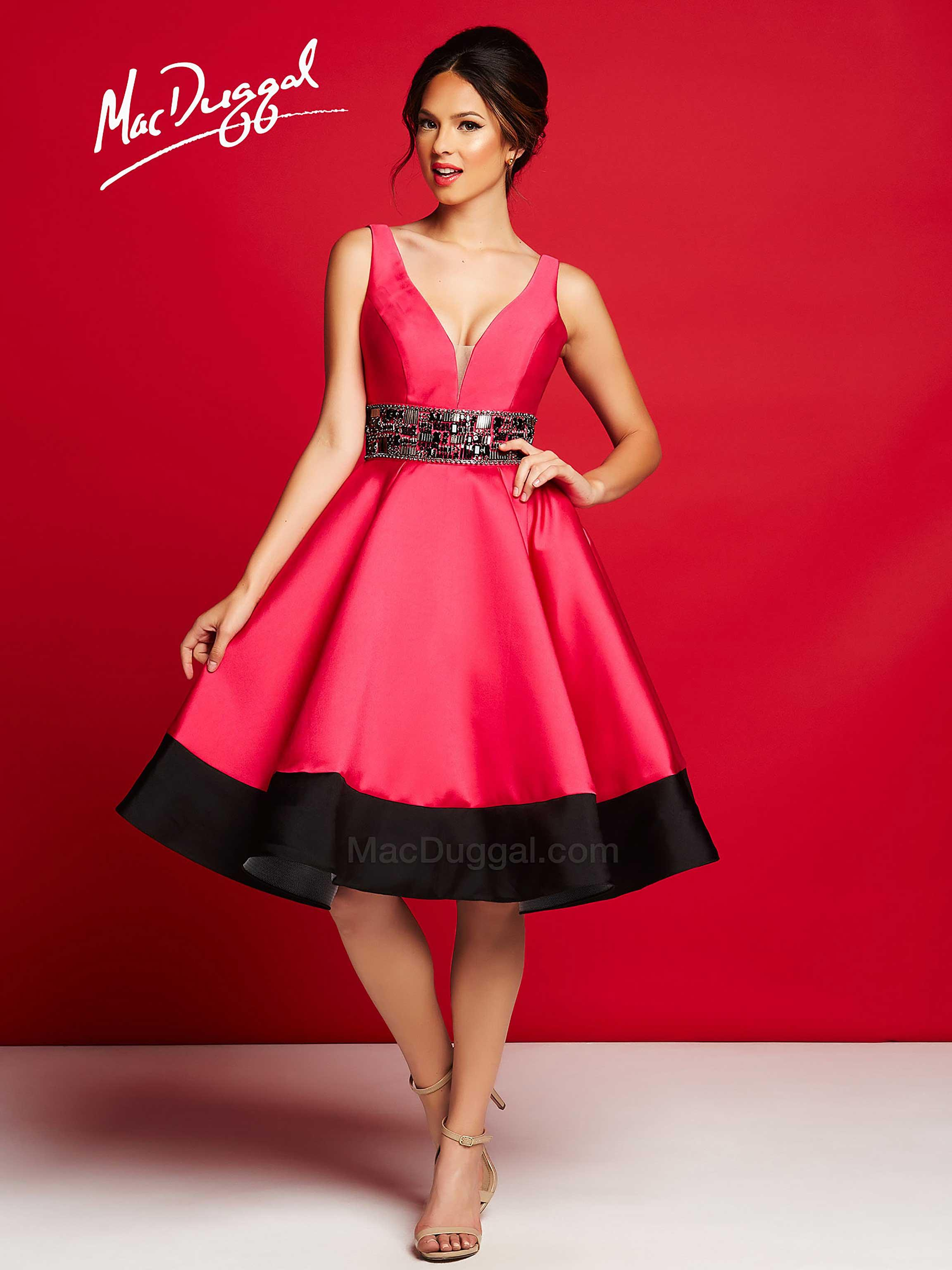 Mac Duggal After 5 Style 11000C