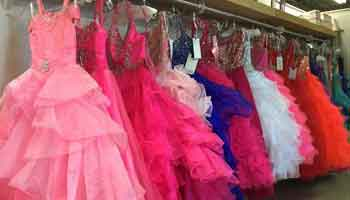 Little Girls pageant dressest